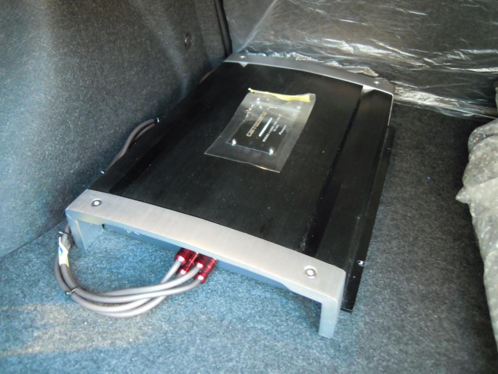 A900マルチ接続で172PRSをしっかりと駆動します。
