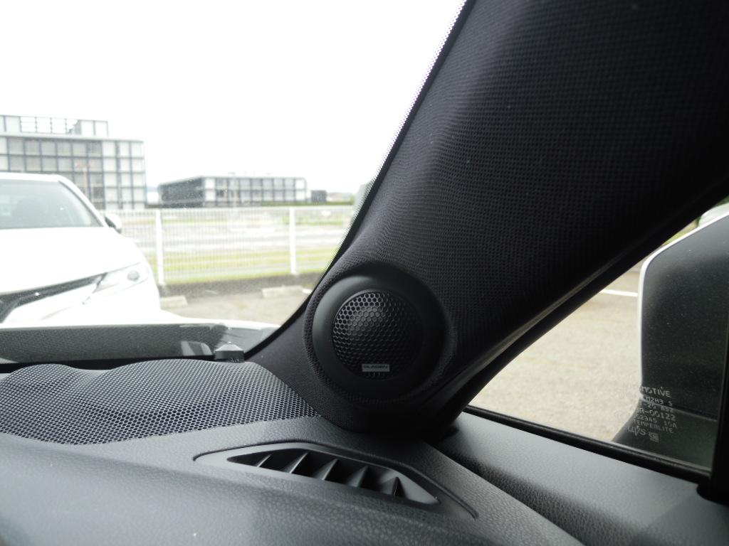 DLADEN AUDIO RS-X165のツィーターはAピラーへ一体成型にてカスタム取付。